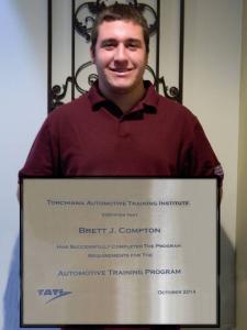 Brett TATI Diploma (3)